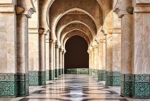 Puente del Pilar en Marrakech