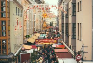 Mercadillos de Navidad de Berlín y Dresde