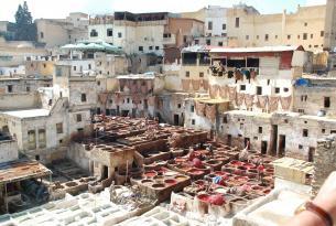 Puente del Pilar en Marruecos: Kasbahs y Ciudades Imperiales (salidas desde Barcelona)
