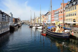 Puente de diciembre en  grupo en Copenhague (Dinamarca) con visita a Malmö (Suecia)