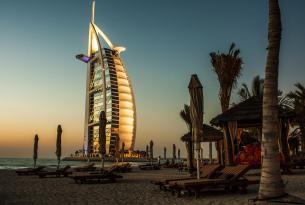Semana Santa en Dubai con excursión 4x4 y cena en el desierto