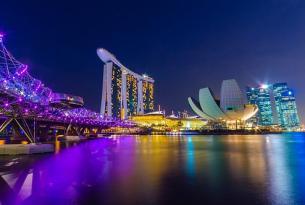 Súper oferta: Singapur, Ubud y Lombok