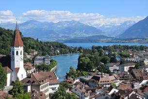 Suiza y la Selva Negra en grupo (especial Singles)