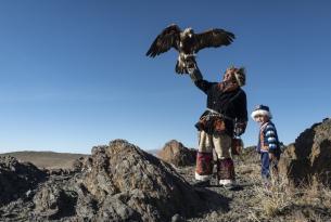 Desierto de Gobi, Estepa Central y lagos de Mongolia