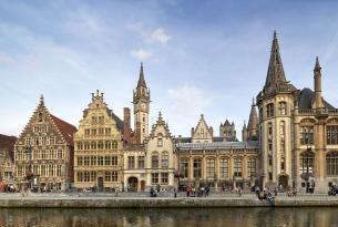 Semana Santa en Flandes: Bruselas, Brujas, Gante y más