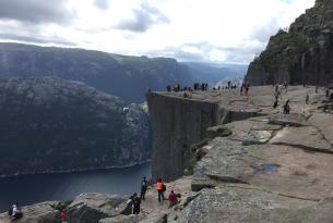 Vuelta a Noruega con la región de Telemark (grupo exclusivo para mujeres)