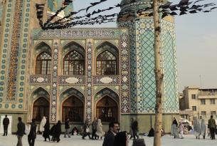 Irán: la Persia Clásica (Shiraz, Kerman, Yadz, Isfahan y Teherán)