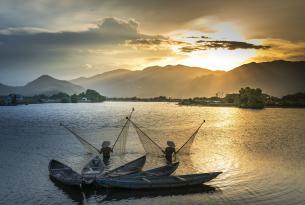 Myanmar en Fin de Año (Lago Inle Mandalay, Bagan y minorías Kaya)