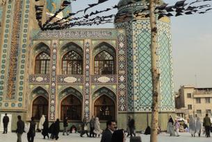 Irán: La Persia clásica en Fin de Año