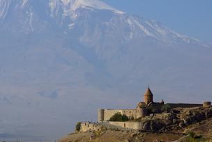 Armenia: historia, monasterios, iglesias medievales y mucho más (8 días)