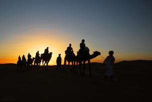 Puente diciembre en Marruecos en grupo: descubre Marrakech, el desierto y la región montañosa del Atlas