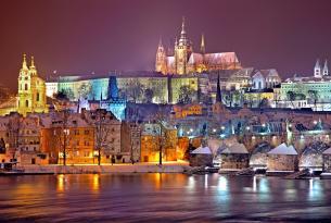Escapada por Praga
