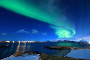 Puente de Diciembre en Tromso (Noruega) a la caza de las Auroras Boreales