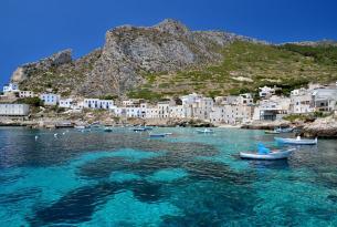 Sicilia mágica en mini circuito en Semana Santa (salida desde Catania)