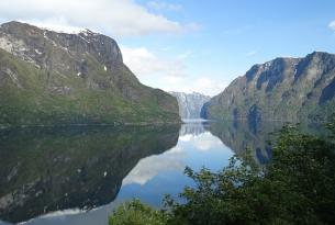 La gran ruta de los Fiordos noruegos desde Bergen