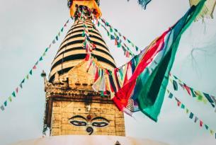 Norte de la India con Rajastán y Katmandú (Nepal)