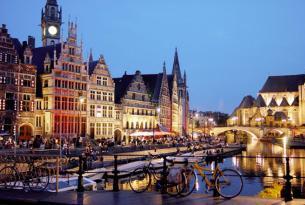 Descubriendo Flandes y Países Bajos: Bruselas, Brujas, Ámsterdam, Rotterdam y mas