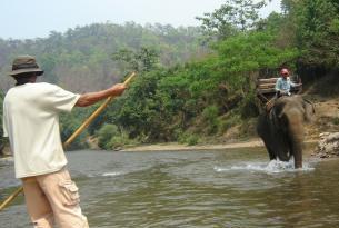 Tailandia: De Norte a Sur y Río Kwai