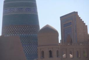 Uzbekistán: la mítica Ruta de la Seda
