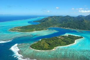 Combinado Polinesia: descubre 6 islas en 20 días