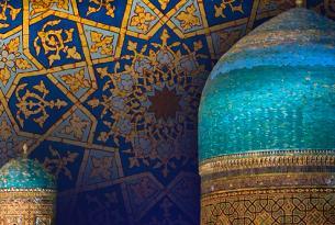 Uzbekistán: la Ruta de la Seda (salida especial Semana Santa en grupo)