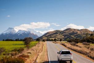 Nueva Zelanda a tu aire en coche de alquiler: la ruta Kiwi (22 días)