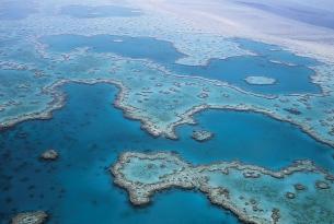 Australia romántica: arrecifes de coral, Sidney y mucho más en privado