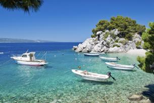 Croacia: el sur de Dalmacia en barco y bici