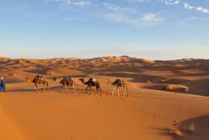 Marruecos: el sur del Atlas en bicicleta