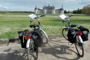 Francia en bicicleta: Castillos del Loira desde Blois