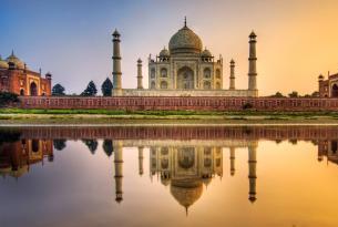 India: La India del Norte y Rajasthan