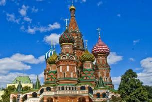Dos Capitales de Rusia: Moscú y San Petersburgo