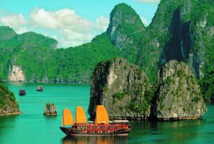 Vietnam Increíble: tour completo