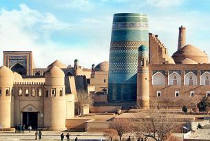 Uzbekistan y sus Ciudades de la Ruta de la Seda