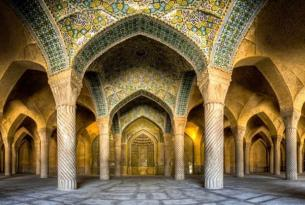 Irán: descubre la auténtica esencia de Persia en grupo