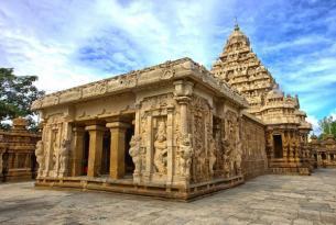 La India del sur: Tamil Nadu y Kerala