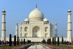 India del Norte y los colores del Rajasthan