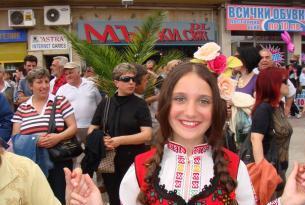 Viaje al Festival de las Rosas de Bulgaria - 2016