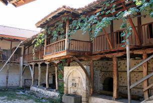 Nuestra ruta de los monasterios búlgaros